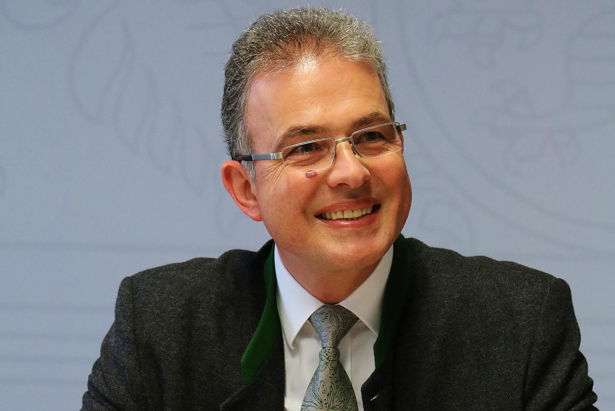 Florian Streibl, MdL, Stimmkreisabgeordneter des Stimmkreises Bad Tölz-Wolfratshausen / Garmisch- Partenkirchen